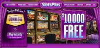 slots plus online homepage and welcome bonus